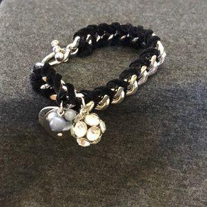 Funky collar style bracelet